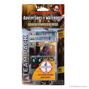 Dice Masters D&D - Adventures in Waterdeep - Team Pack