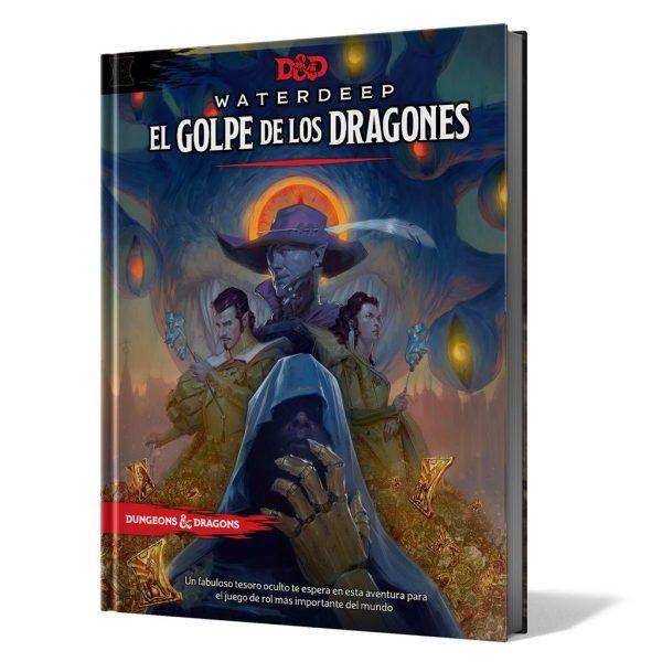 Dungeons & Dragons - El Golpe de los Dragones