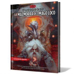 Dungeons & Dragons - La Mazmorra del Mago Loco