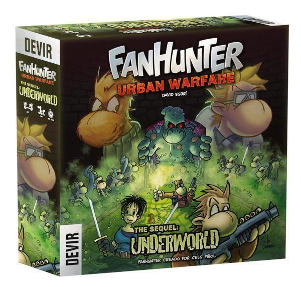 FanHunter Urban Warfare The Sequel Underworld
