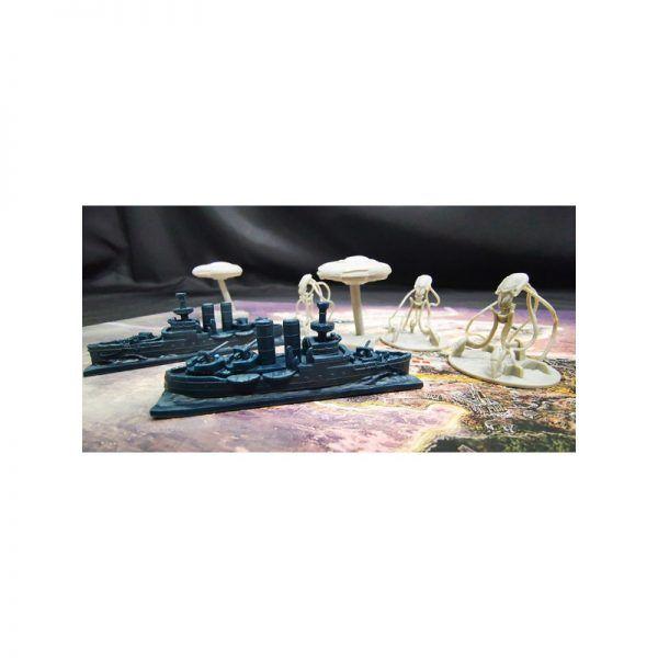 La Guerra de los Mundos Miniaturas 2