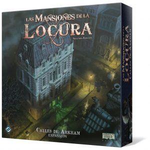 Las Mansiones de la Locura - Las Calles de Arkham