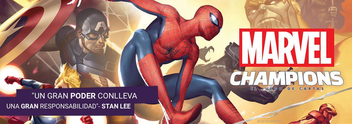 Marvel Champions - Banner 1b