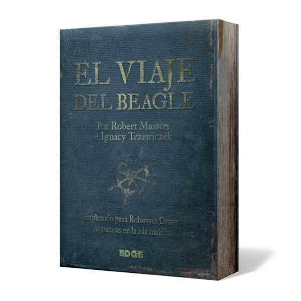 Robinson Crusoe El Viaje del Beagle