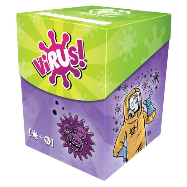 Virus Deck Box