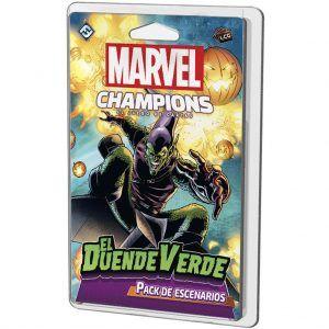 Marvel Champions El Juego de Cartas El Duende Verde