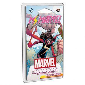 Marvel Champions El Juego de Cartas Ms Marvel