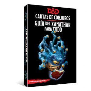 D&D Cartas de Conjuros - Guia del Xanathar para Todo
