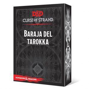 Dungeons & Dragons - Baraja del Tarokka