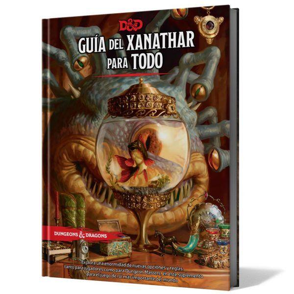 Dungeons & Dragons Guia del Xanathar para Todo
