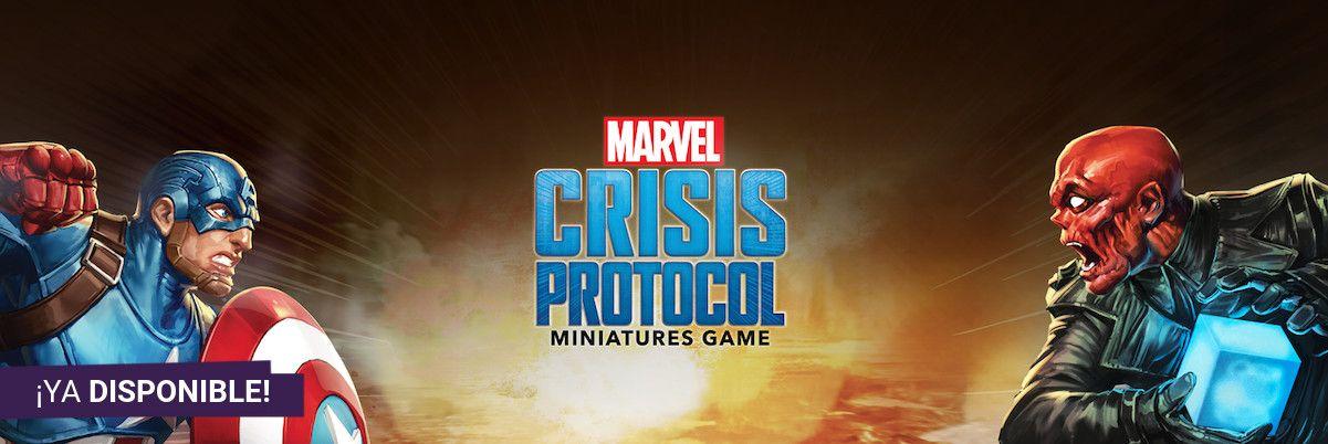 Marvel Crisis Protocol Banner