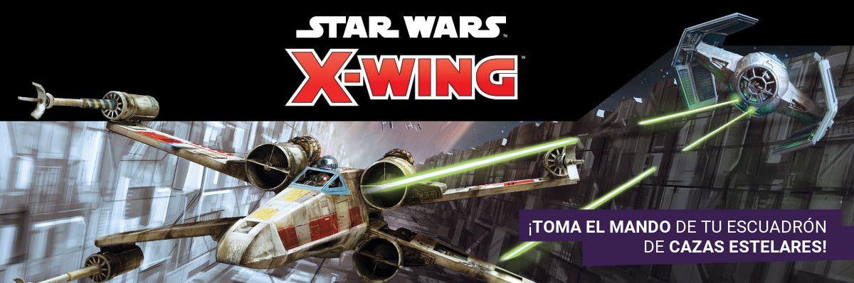 Star Wars X-Wing Segunda Edición Banner 3