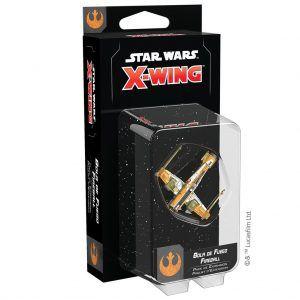 Star Wars X-Wing Segunda Edición Bola de Fuego Fireball