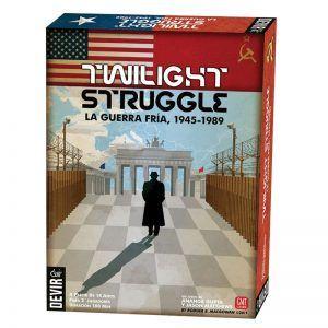Twilight Struggle La Guerra Fria