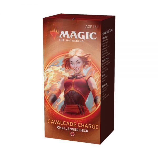 MTG Challenger Decks 2020 - Cavalcade Charge