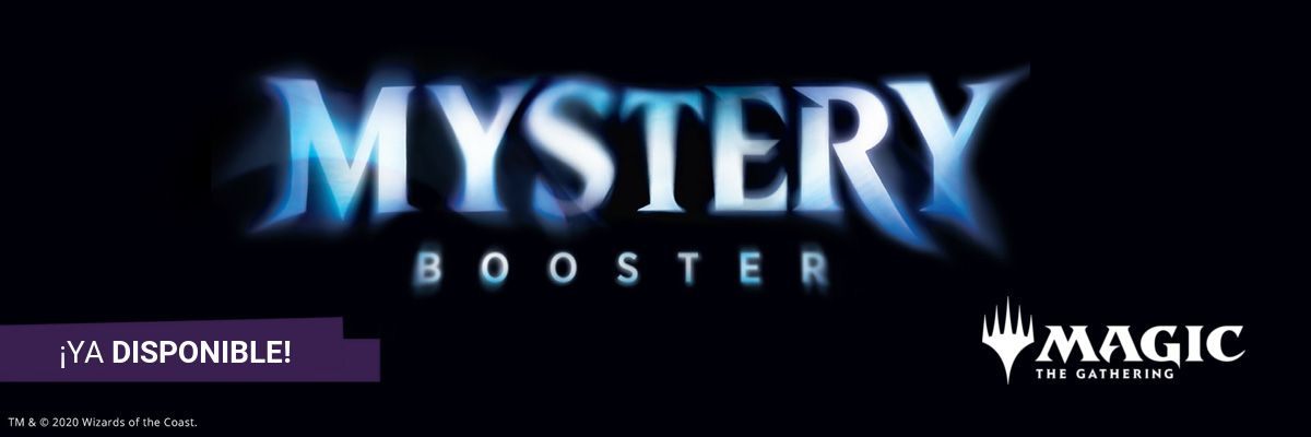 MTG Mystery Booster - Banner1