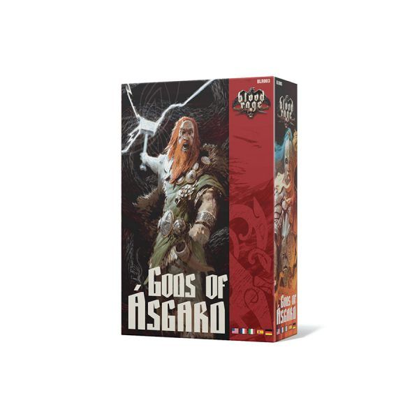 Blood Rage Dioses de Asgard1