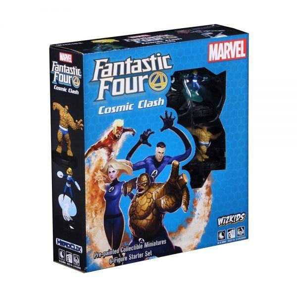 Fantastic Four Cosmic Clash - Starter Set