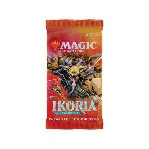 MTG Ikoria Mundo de Behemots - Collector Booster