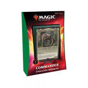 MTG Ikoria Mundo de Behemots - Commander Evolución Mejorada