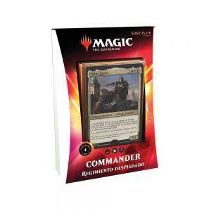 MTG Ikoria Mundo de Behemots - Commander - Regimiento Despiadado
