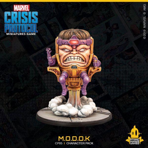 Marvel Crisis Protocol - MODOK