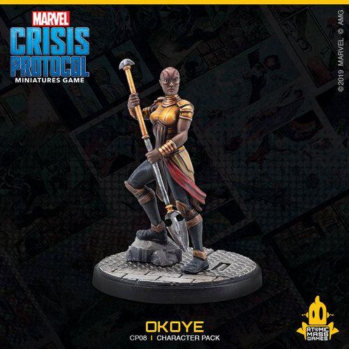 Marvel Crisis Protocol - Shuri & Okoye