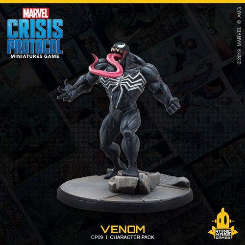 Marvel Crisis Protocol - Venom