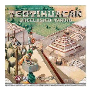 Teotihuacan Ciudad de Dioses - Preclasico Tardio
