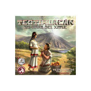 Teotihuacan Ciudad de Dioses - Sombras de Xitle