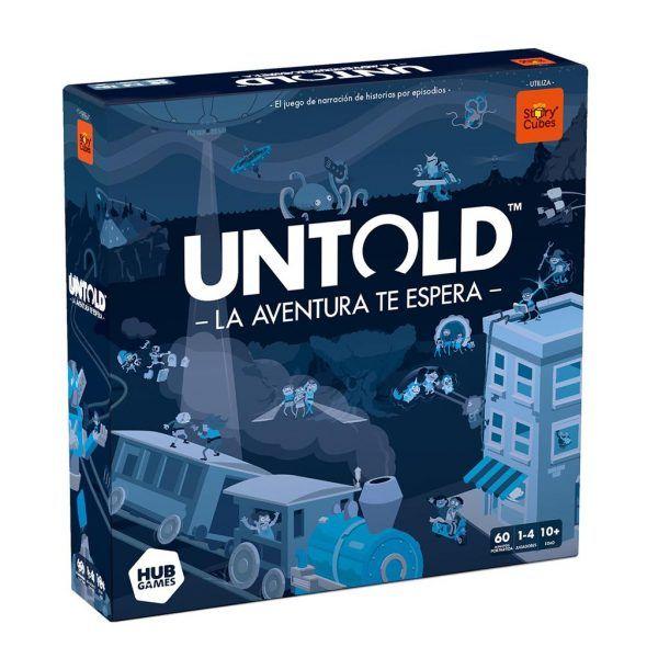 Untold La Aventura te Espera