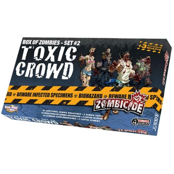Zombicide Toxic Crowd 1