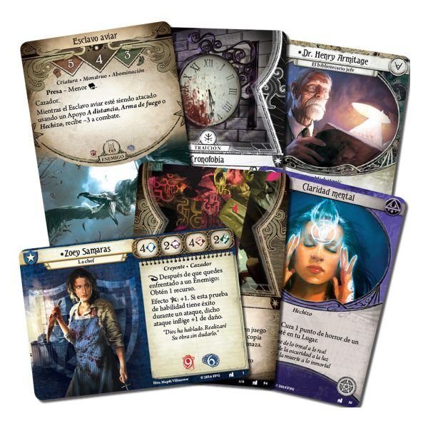 Arkham Horror El Juego de Cartas - El Legado de Dunwich