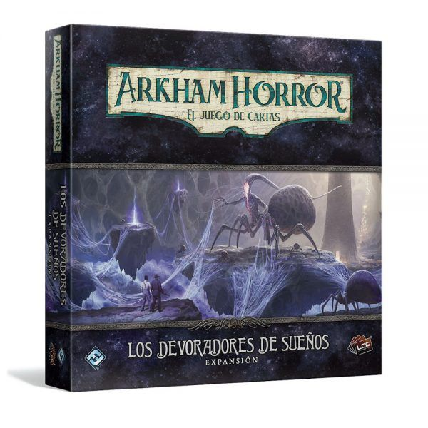 Arkham Horror El Juego de Cartas - Los Devoradores de Sueños