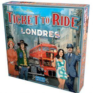 Aventureros al Tren - Londres
