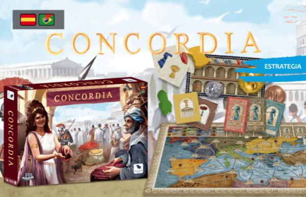 Concordia Content
