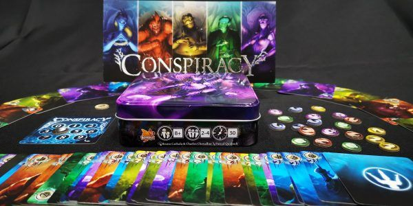 Conspiracy Abyss Universe 1