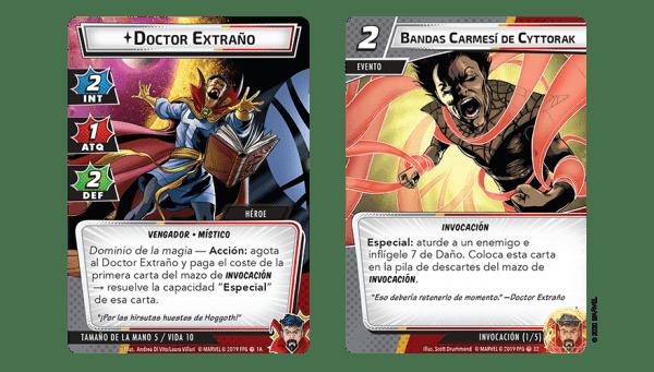 Marvel Champions - Doctor Extraño