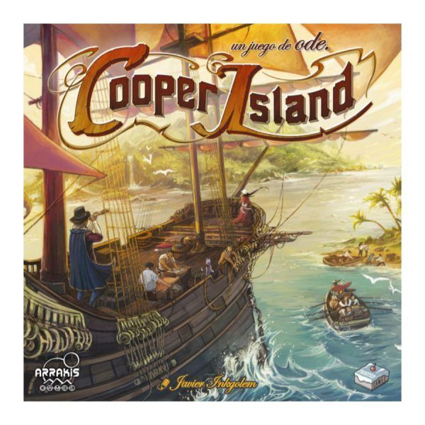 Cooper Island 1