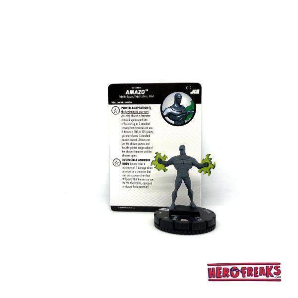 Heroclix JLU – 012 Amazo