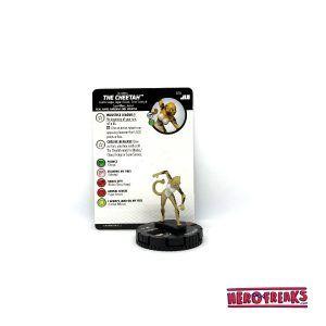 Heroclix JLU – 016 Cheetah
