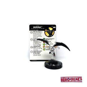 Heroclix JLU – 056 Warhawk