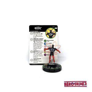 Heroclix JLU – 059b Micron