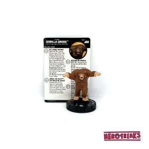 Heroclix JLU – 067 Gorilla Grodd