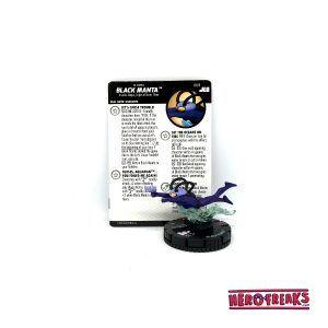 Heroclix JLU – 068 Black Manta