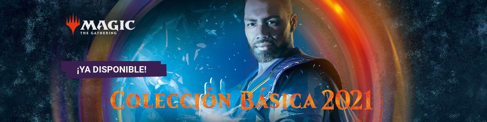 MTG Colección Básica 2021- Banner 2
