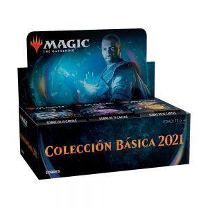 MTG Colección Básica 2021- Caja de Sobres