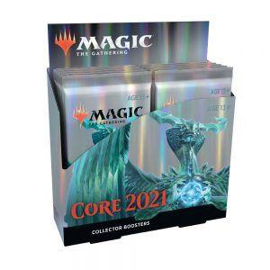 MTG Colección Básica 2021- Caja de Sobres de Coleccionista