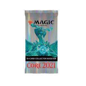 MTG Colección Básica 2021- Sobre de Coleccionista