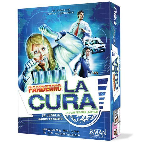 Pandemic La Cura - Actuación Rápida